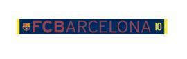 FC Barcelona - Sjaal Blaugrana Nr. 10