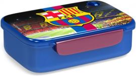 FC Barcelona - Broodtrommel rood stripes