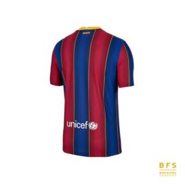 FC Barcelona - Thuisshirt 2020-2021 vapor match Nike