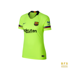 FC Barcelona - Uitshirt dames 2018-2019 stadium version Nike