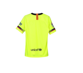 FC Barcelona - Uitshirt kids 2018-2019 stadium version Nike