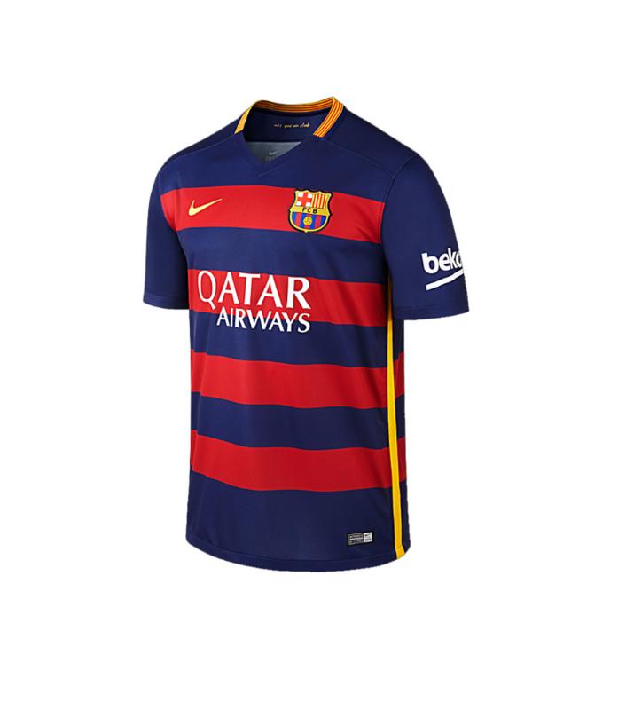 FC Barcelona - Thuisshirt heren XL 2015-2016 Nike