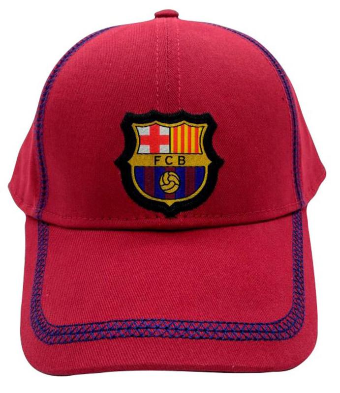 FC Barcelona - Cap rood junior