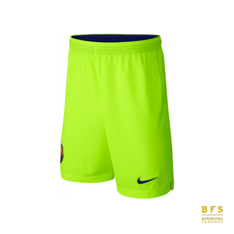 FC Barcelona - Uitbroekje kids  2018-2019 Nike
