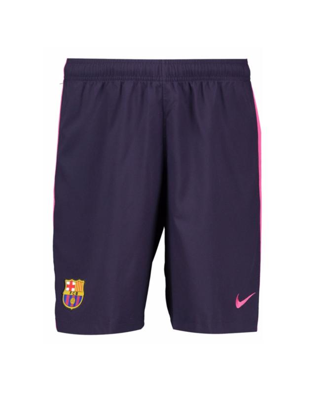 FC Barcelona - Uitshort kids 2016-2017 Nike