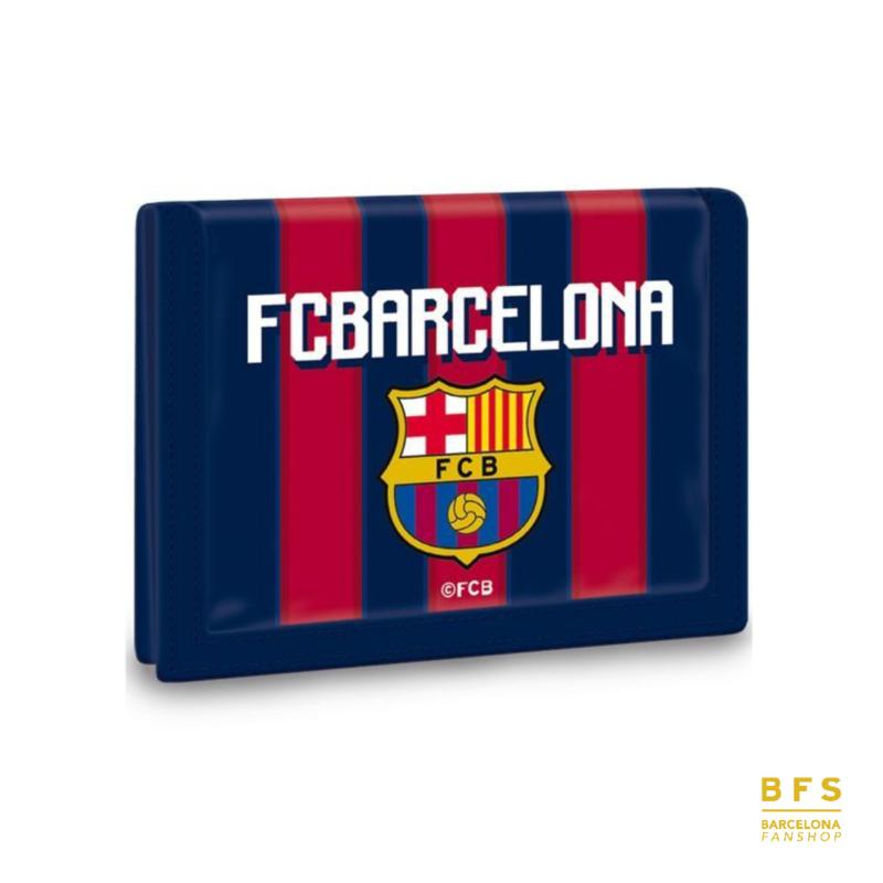 FC Barcelona - Portemonnee blauw/rood logo