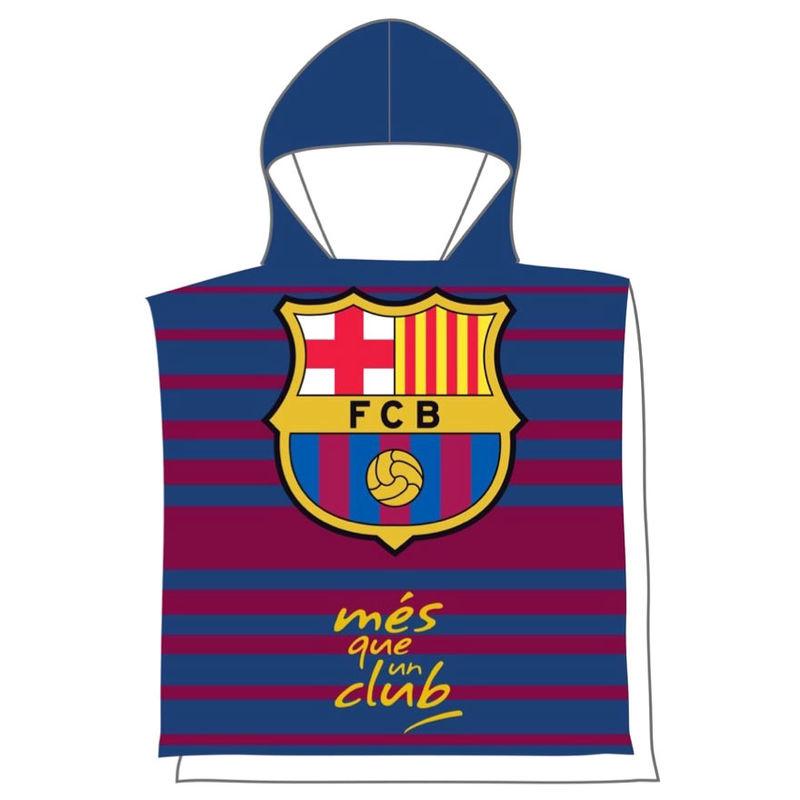 FC Barcelona - Badponcho Logo Kids