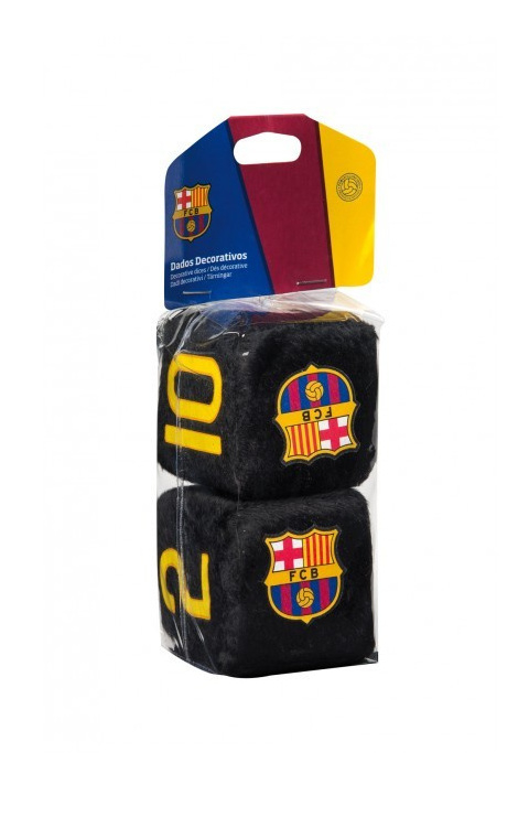 FC Barcelona - Autospiegel dobbelstenen