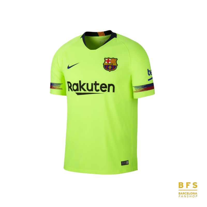 FC Barcelona - Uitshirt 2018-2019 stadium version Nike
