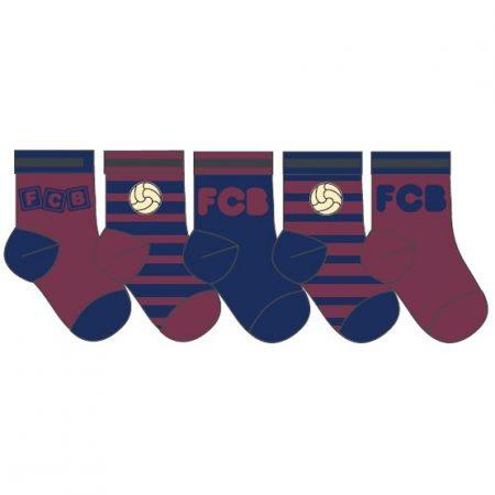 FC Barcelona - Baby sokjes 5-pack
