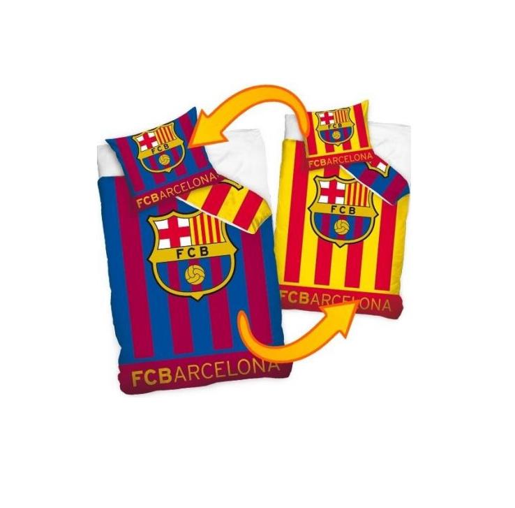 FC Barcelona - Dekbedovertrek 2-zijdig