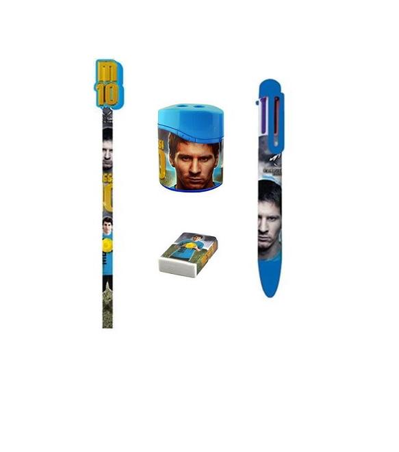 Messi Foundation - Schrijfset
