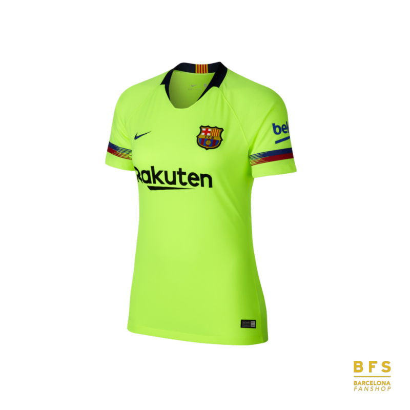 FC Barcelona - Uitshirt dames 2018-2019 stadium version Nike