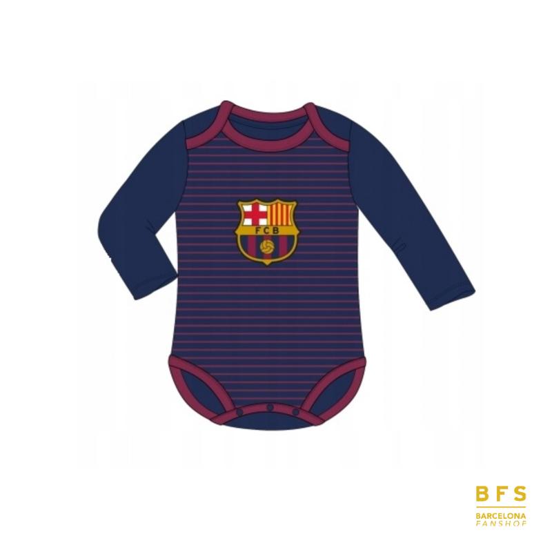 FC Barcelona - Romper blauw gestreept
