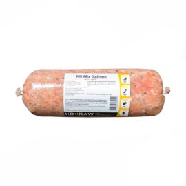 KB RAW - Mélange Saumon 5 x 1kg
