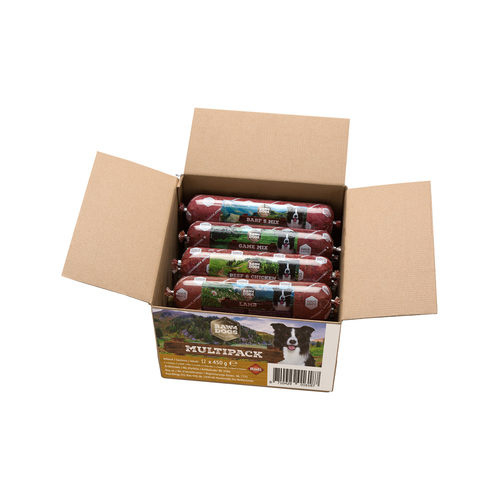 Raw4Dogs - Multipack 12kg