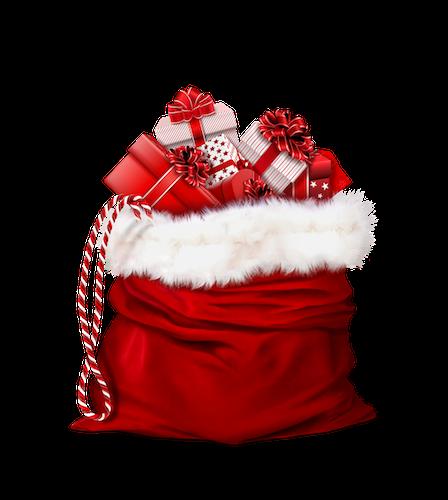 Santa Claus cadeaus