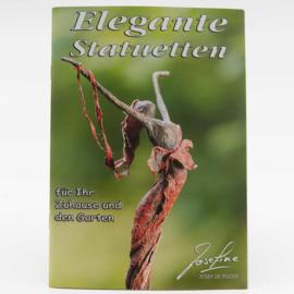 Elegante Statuetten (Duitstalig)