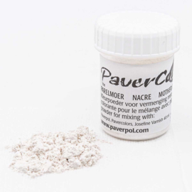 Pavercolor Parelmoer, 40 ml