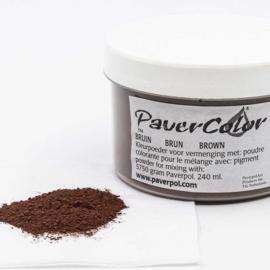 Pavercolor Bruin, 240 ml