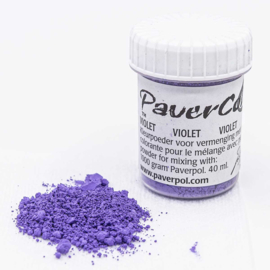 Pavercolor Violet, 30 ml