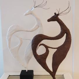 Reindeer Kit bronze