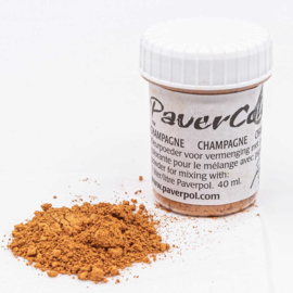 Pavercolor Champagne, 40 ml