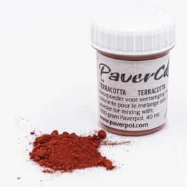 Pavercolor Terracotta, 40 ml