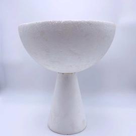 Styrofoam Bowl on Cone 28 cm