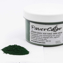 Pavercolor Dark Green, 180 ml