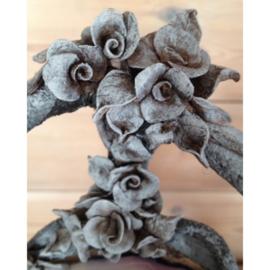 Rose clay