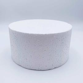 Styropor schijf 19 x 9 cm