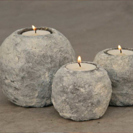 Three candle holders Kit