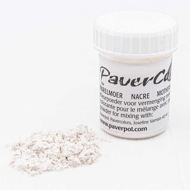 Pavercolor Parelmoer, 40 ml