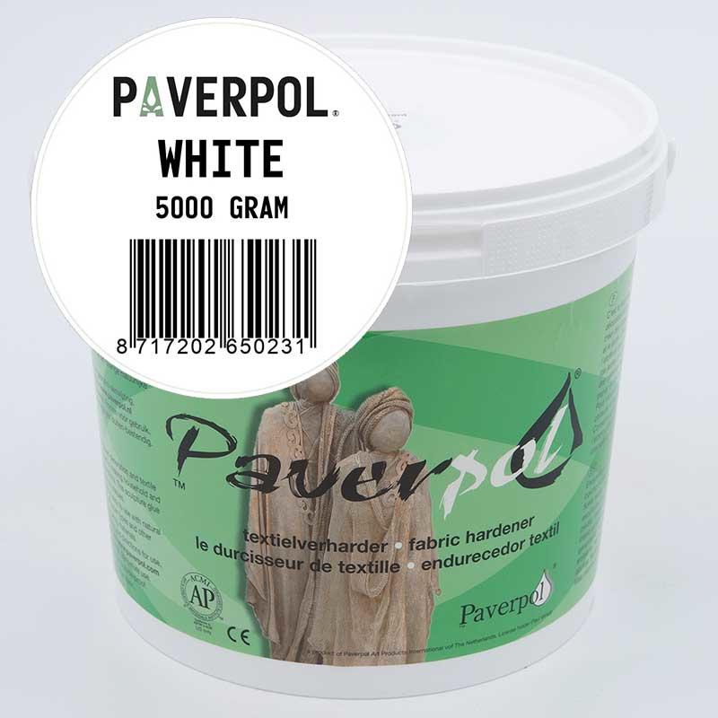 Paverpol wit 5000 gram