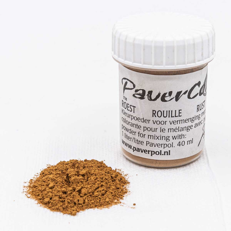 Pavercolor Roest, 40 ml