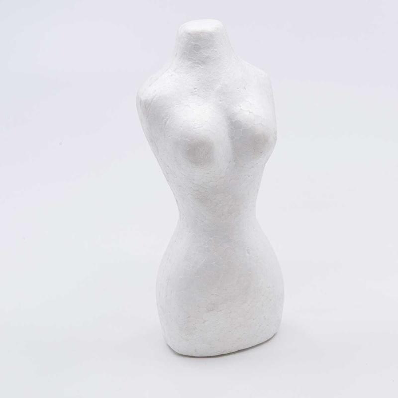 Styropor torso 17,5 cm