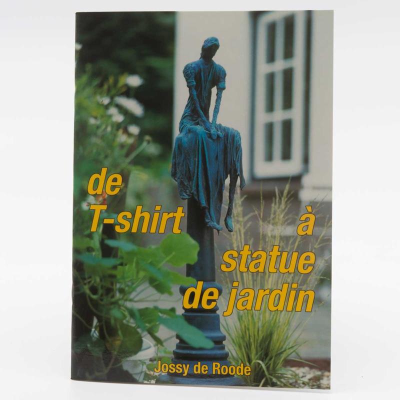 Van T-shirt naar tuin ornament  (Franstalig)