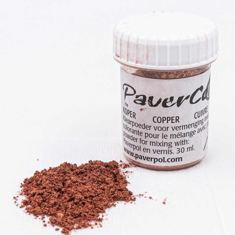 Pavercolor Copper, 30 ml