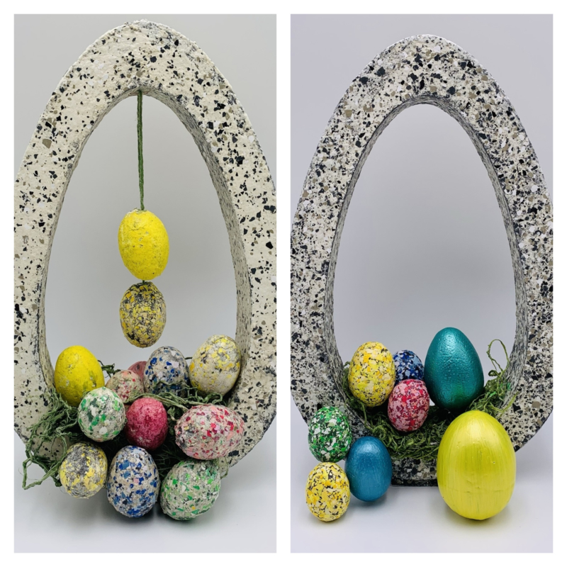 Creative Eggxercise