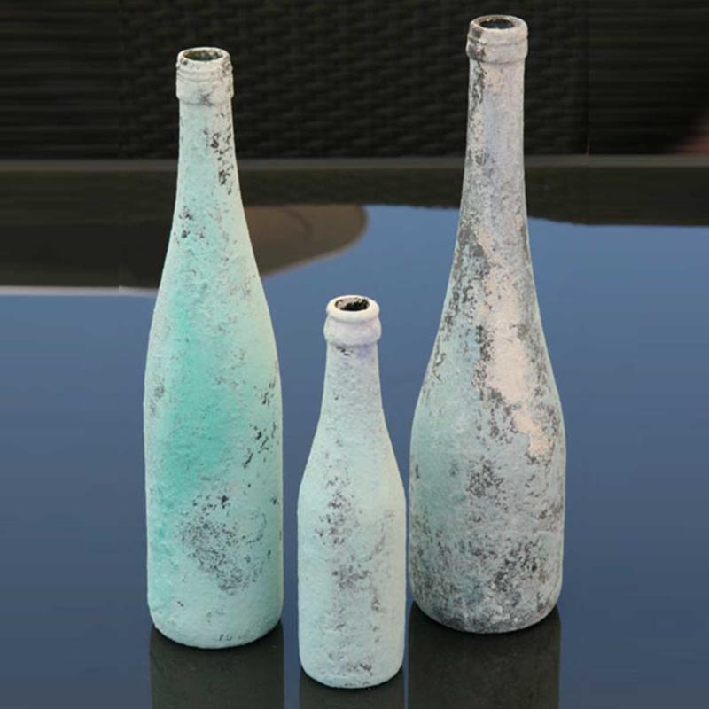 Flessen van Art Stone