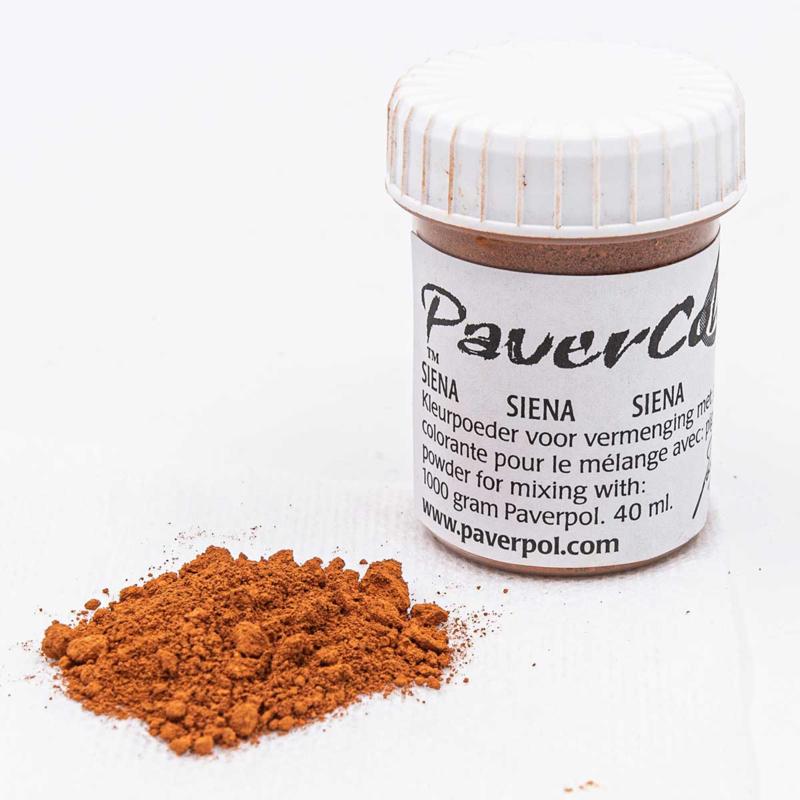 Pavercolor Siena, 40 ml