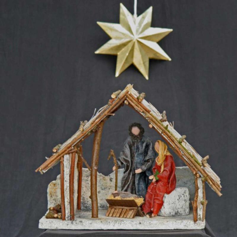 Kerststal pakket