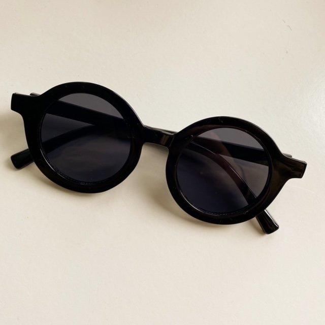 Zonnebril Petite Noé - All black