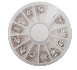 Carrousel Glamour Cristal