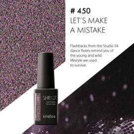 Kinetics Shield 450 Let's Make a Mistake 15ml