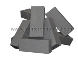 Mini Block Buffer - Grijs 12 stuks