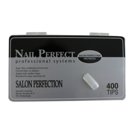 NP Salon Perfection Tips 400 stuks