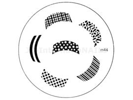 Konad Image Plate - 44