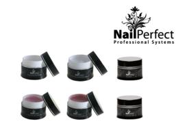 NP UV Sculpting Gel Trial Kit